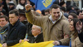 Vitali Klitschko, il pugile campione simbolo della rivoluzione ucraina