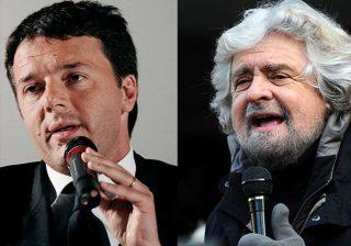 La fretta di Renzi si chiama paura di Grillo