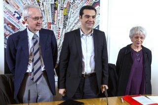Barbara Spinelli, Andrea Camilleri, Moni Ovadia e Adriano Prosperi capolista della lista Tsipras