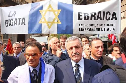 Abu Mazen, la memoria della Shoah e la scelta regressiva della Brigata Ebraica