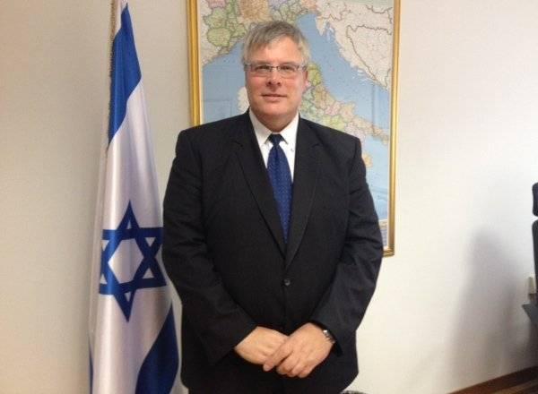 Una (gradita) dichiarazione d'amicizia dell'ambasciatore di Israele