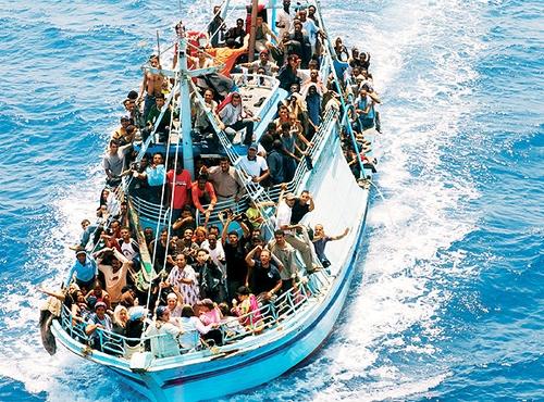 Petizione al Parlamento europeo per una nuova politica su migrazione e diritto d'asilo
