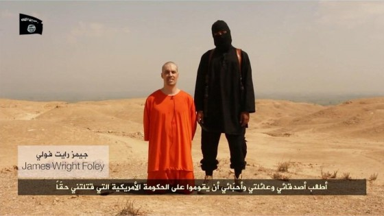 Gli assassini di James Foley puntano a renderci crudeli come loro