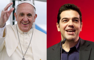 Papa Francesco riceve Alexis Tsipras