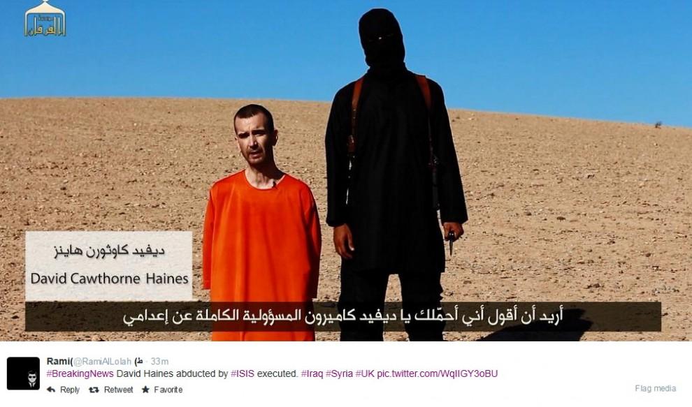 Le farneticazioni complottiste diffuse nell'Islam nostrano sui tagliagole dell'Is