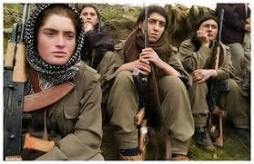 L'Isis ha paura delle guerrigliere curde