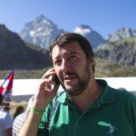Salvini il coreano vuol rendere omaggio allo zar Putin