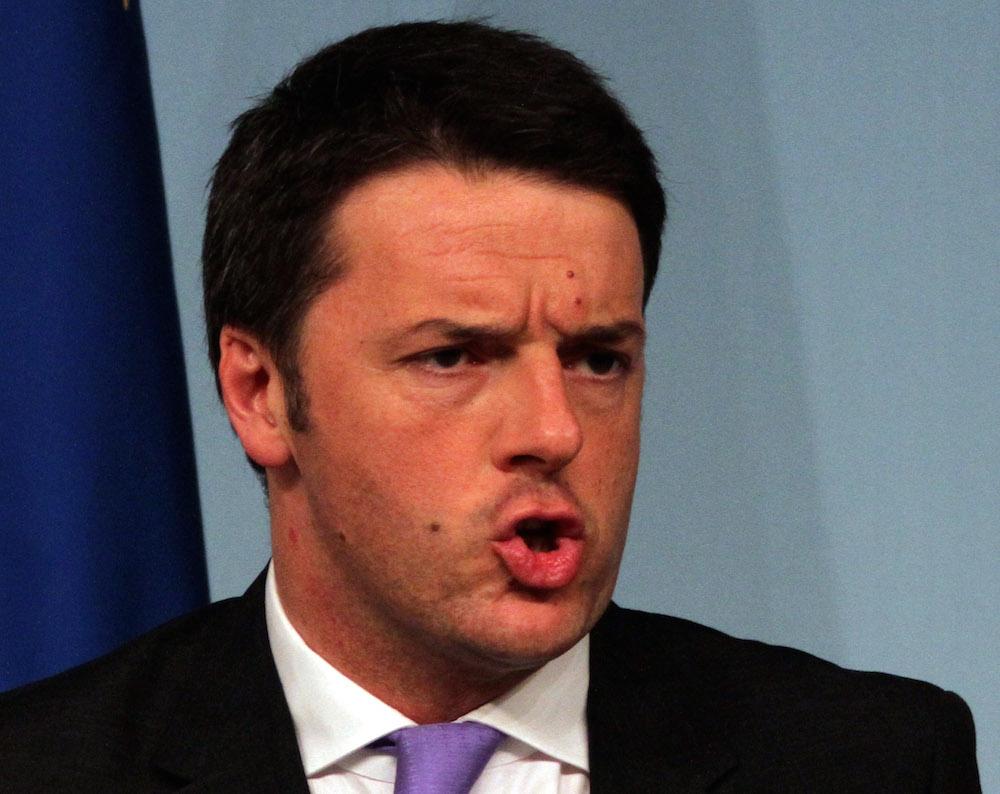 Le sfuriate di Renzi servono a occultare il peggioramento di vita che ci attende