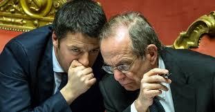 E' il gran giorno della manovra, ovvero comincia il match Renzi-Europa