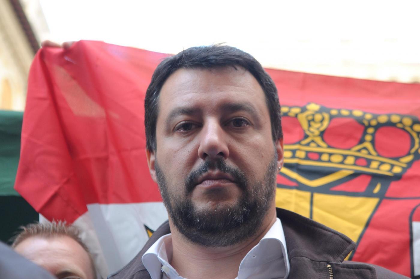 Salvini non ha rispettato il programma della Questura per ...