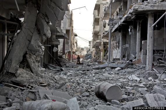 Kobane il video della distruzione 150 peshmerga curdi in for Citta della siria che da nome a un pino