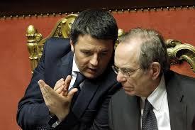 Se la manina resta nascosta, retromarcia-Renzi ne uscirà ammaccato