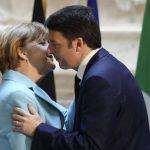 L'idillio Renzi-Merkel alla vigilia del voto greco è una stupidaggine