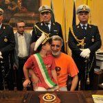Il  mitico sindaco di Messina tuona contro chi stupra la Sicilia in giacca e cravatta all'Ars