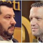 Nel legame con l'estrema destra, Salvini e Tosi pari sono