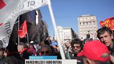 """""""Vergognatevi!""""… Merita un monumento l'operaio modenese del Pd contestato dalla piazza Fiom a Roma"""