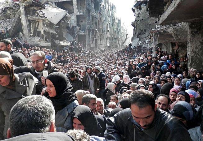 Yarmuk, il Califfato ha deciso di sfregiare la causa palestinese