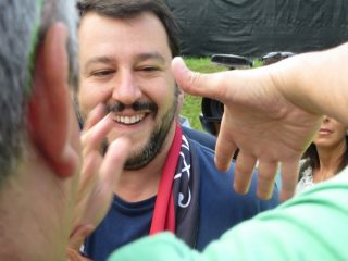 A Pontida Salvini disegna la Lega di governo