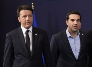 Perchè Renzi, sottovoce, tifa per la caduta di Tsipras