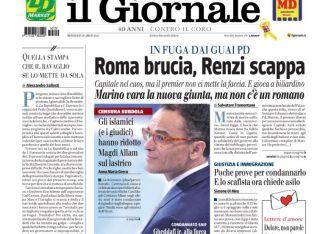 """Il """"Giornale"""" lancia un appello per aiutare Magdi Allam ridotto sul lastrico """"da giudici e musulmani"""""""