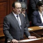Il discorso integrale di François Hollande sulla Francia in guerra