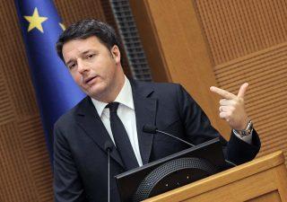Renzi s'inventa la falsa sfida di un referendum che lascerà indifferenti gli italiani