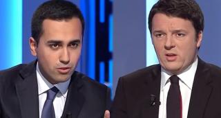 """Renzi prende in giro Di Maio, """"senza voti per il consiglio comunale ed eletto dal PD vicepresidente della Camera"""""""