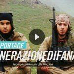 Il promo di Fischia il Vento sulle tracce dei giovani integralisti