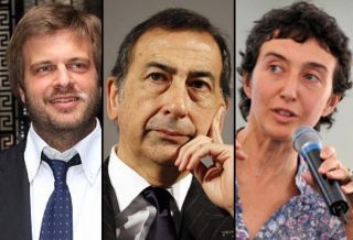Come vanno le primarie di Milano su Facebook
