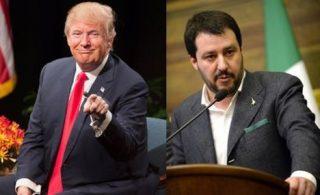 Dio li fa e poi li accoppia: Salvini incontrerà Donald Trump