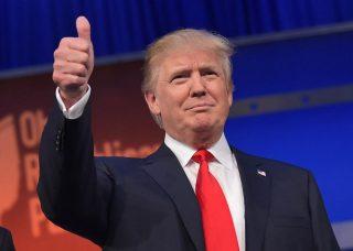 """Donald Trump vince nettamente in Nevada, è il volto """"mostruoso"""" dell'America profonda"""