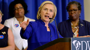 Hillary Clinton trionfa in South Carolina grazie agli afro-americani
