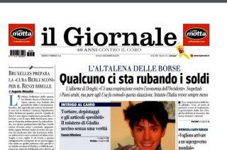 """Il """"Giornale"""" si beve la bufala del complotto di Draghi nato da un errore di traduzione"""