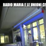 """Le """"Iene"""" aggredite a Radio Maria per le domande sulle unioni civili"""