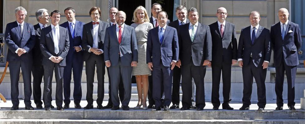 Eurovertice socialista contro l'austerità promosso da Renzi? Troppo bello per essere vero