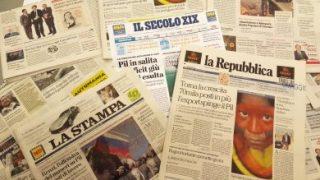 Le critiche di Mucchetti all'eccesso di concentrazione editoriale del polo Repubblica-Stampa