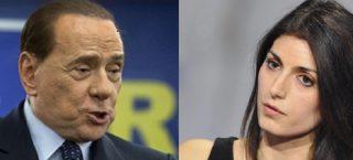 L'elogio di Berlusconi alla 5 Stelle Virginia Raggi: un buon avvocato