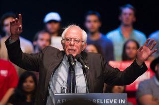 Bernie Sanders trionfa nei caucus di Washington, Hawaii e Alaska