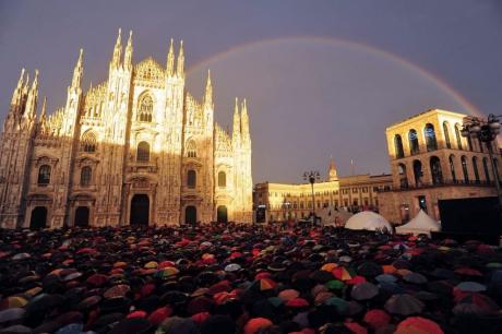 Sapessi com'è strano presentare una lista di sinistra a Milano