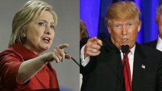 Hillary Clinton e Donald Trump trionfano ancora, nomination sempre più vicina