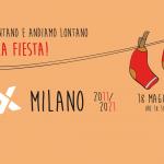 Questa sera Hasta la Fiesta, Asta X Milano