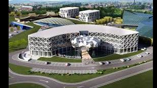 La faraonica sede della banca popolare di Cividale da 11 milioni di euro