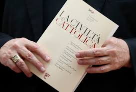 I gesuiti di Civiltà Cattolica smentiscono il sì alle riforme costituzionali che aveva fatto esultare il PD