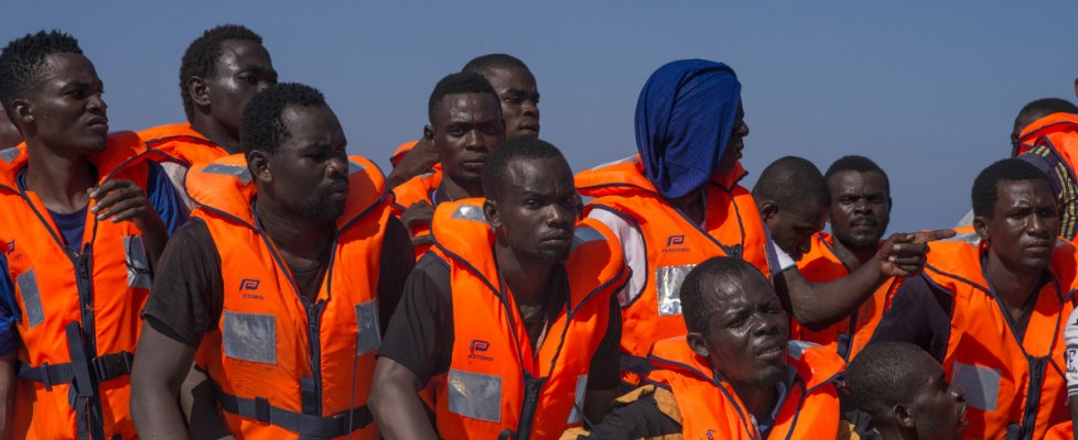 Da Turchia e Egitto il flusso migratorio prossimo venturo, di lunga durata