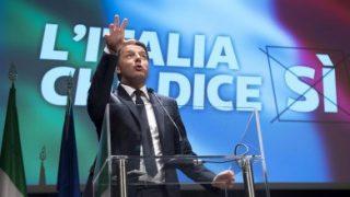 Sfiducia popolare e trionfalismo del leader: Renzi in cerca di un plebiscito impossibile
