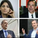 """Prime impressioni: l'""""antipolitica"""" vince a Roma e Napoli, al Pd non giova l'alleanza con Verdini"""
