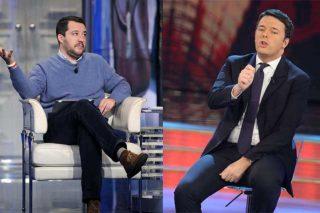 La sconfitta di Matteo Salvini ha salvato Renzi dalla disfatta