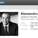 Il fratello di Alfano assunto alle Poste grazie a LinkedIn: laurea triennale a 34 era il miglior CV per fare il dirigente