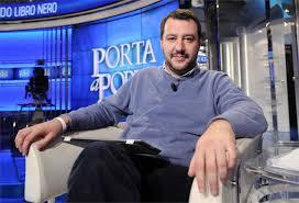 Quando è troppo… l'autoesilio di Salvini dalla tv: anche lui s'è reso conto di avere stufato