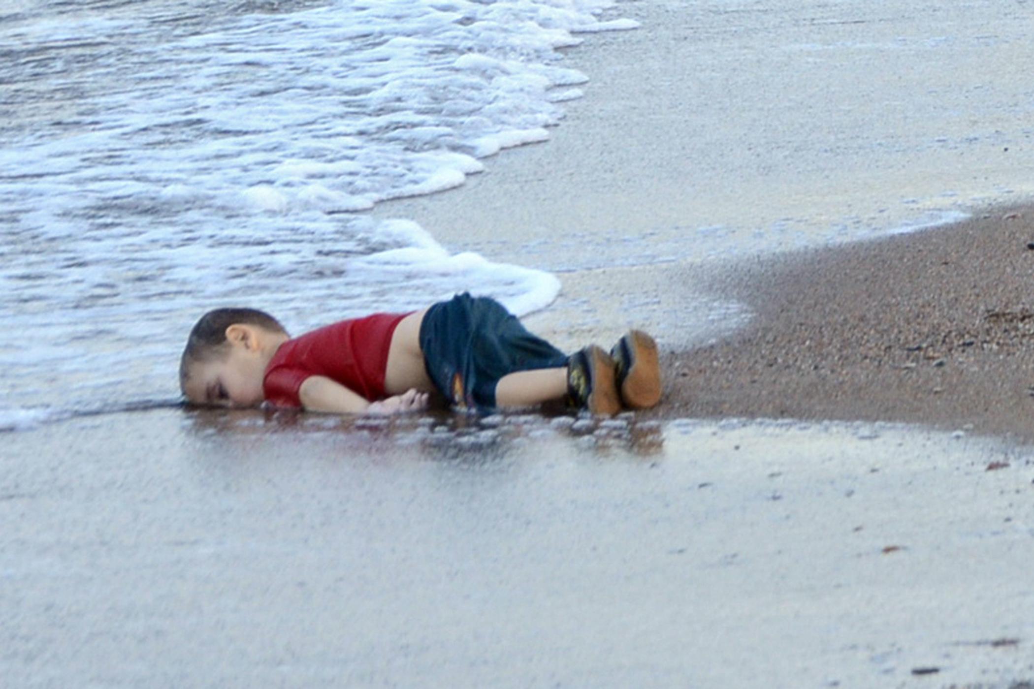 Aylan Kurdi, annegato nel settembre 2015. Poi è passato un altro anno…